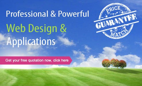Website Designs from only 95 - Free No Obligation Quotation